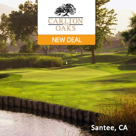 two rounds at carlton oaks golf club santee ca. Black Bedroom Furniture Sets. Home Design Ideas