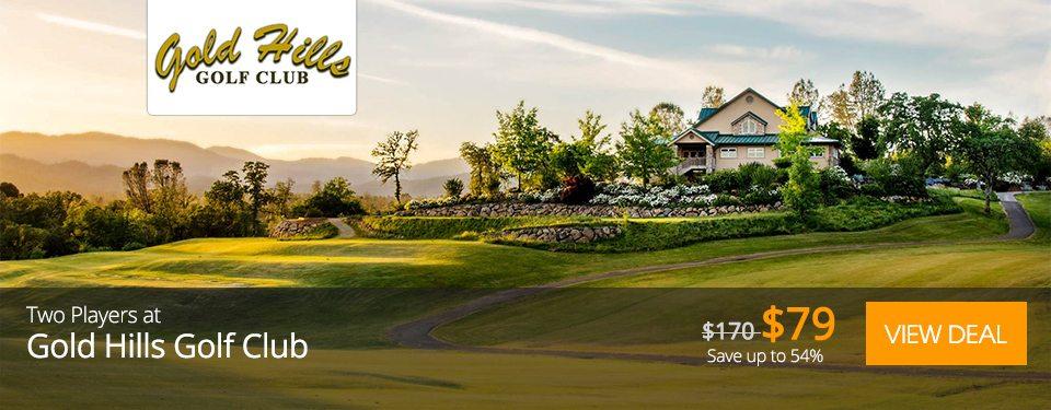 Gold Hills Golf Course