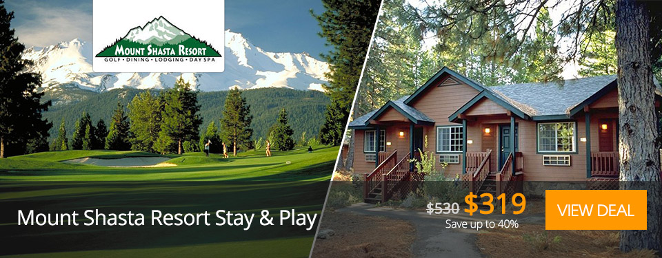 Mount Shasta Stay and Play
