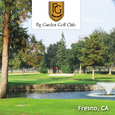 Two Rounds at Fig Garden Golf Club - Fresno, CA