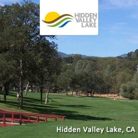 Hidden Valley Lake