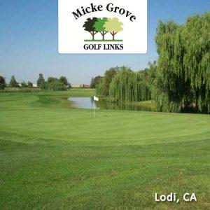 Micke Grove Golf Course