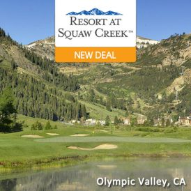 Resort at Squaw Creek Featured ND
