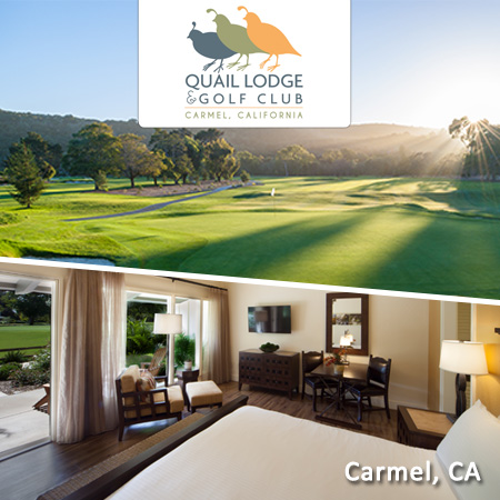 Quail Lodge stay and play