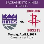 Kings vs Rockets