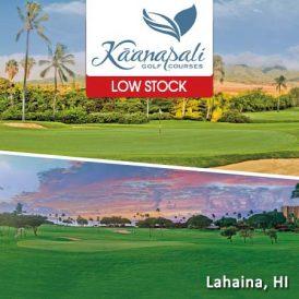 Ka'anapali Golf Course