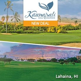 Ka'anapali Golf Courses